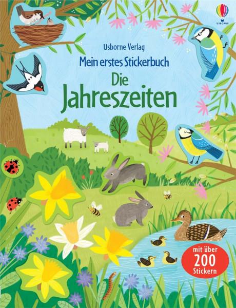 Mein erstes Stickerbuch - Die Jahreszeiten