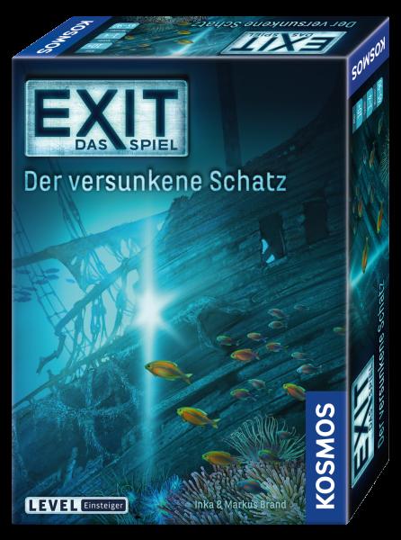 Exit. Das Spiel - Der versunkene Schatz