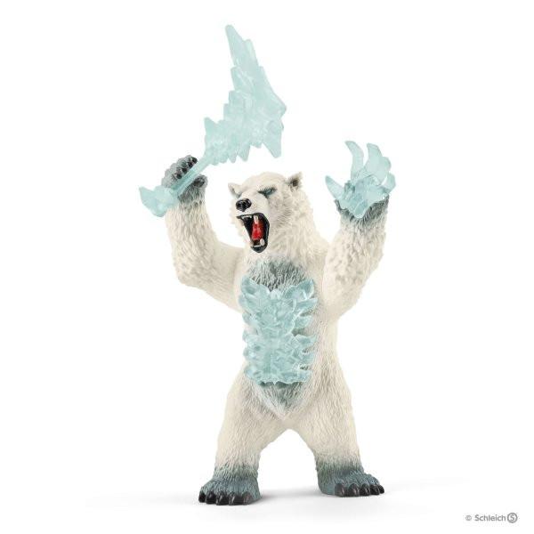 Blizzard Bär mit Waffe