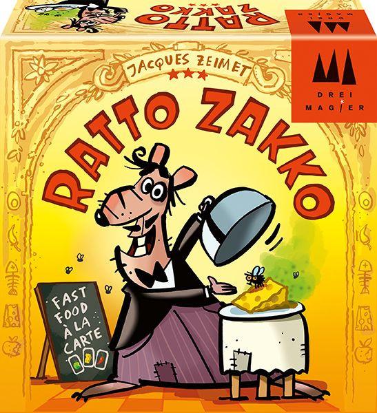 Drei Magier: Ratto Zakko