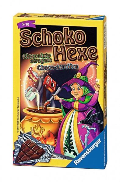 Schoko Hexe.Mitbringspiel