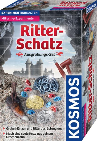 Ritter-Schatz. Ausgrabungs-Set. Experimentierkasten