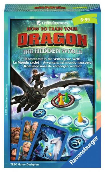 Dragons 3 - Kommt mit in die verborgene Welt. Mitbringsspiel