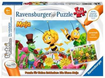 tiptoi® Puzzle für kleine Entdecker: Die Biene Maja