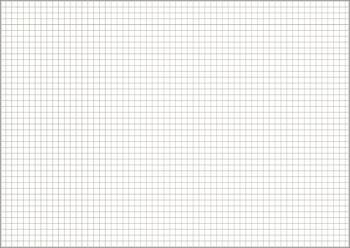 RNK Verlag Karteikarten - DIN A7, kariert, weiß, 100 Karten