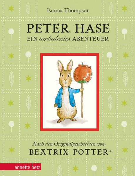 Peter Hase - Ein turbulentes Abenteuer