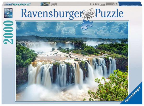 Wasserfälle von Iguazu