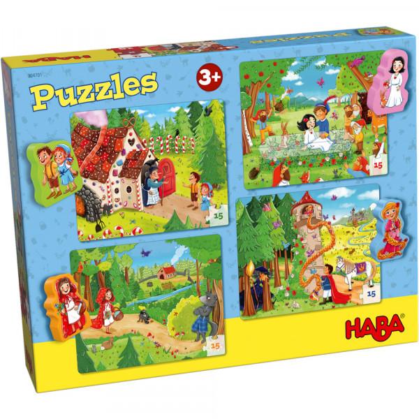 Puzzles Märchenland